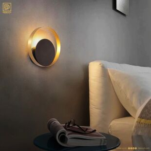 ABAO VOLTA ROD CHARMS WALL LAMP