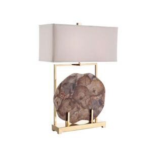 IBLY SAN TAN LUNAR TABLE LAMP