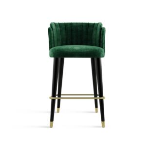 DRESDEN LIME TONED BAR STOOL