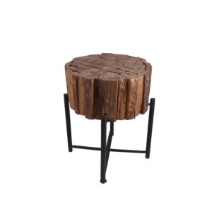 WOODEN END STOOLS