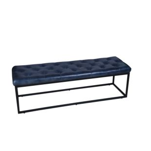 COURO TUFTED BENCHES