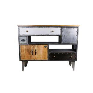 INDUSTRIAL CABINET, WOOD