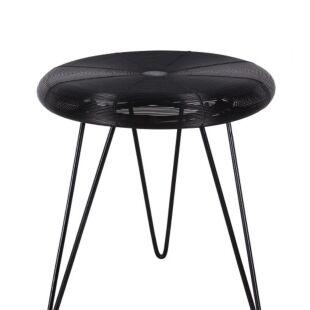 URSEL NET HOLE  SIDE TABLE