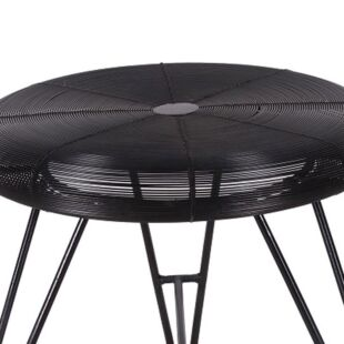 NET HOLE CURRANT SIDE TABLE
