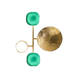 OURO VERDE HARLEQUIN WALL LAMPS