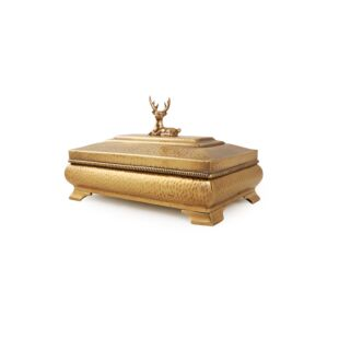 LAITON REINDEER CHEST BOX SMALL