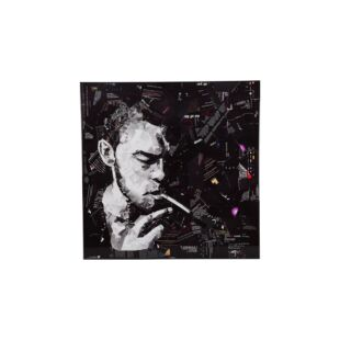 FUMADOR JET BLACK ART