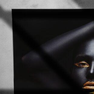 AFRICAN FEMMES METALLI ART