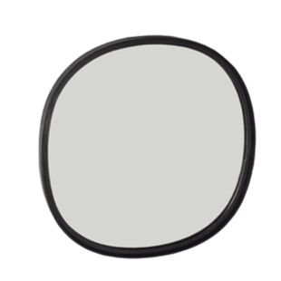 SLOANE BLACK POWDER COATED MIRROR