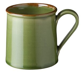 TEDDY GREEN GLOSS CARVEJA MUG