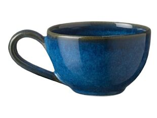 VECTOR VARIED BLUE COFFEE CUP