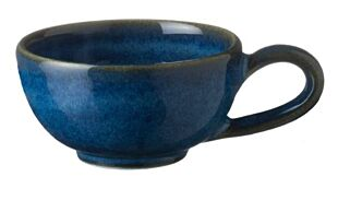 HAYESA VARIED BLUE COFFEE CUP