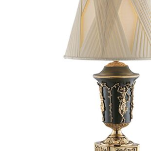 BLISS SAN SHARK TEAL TABLE LAMP