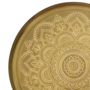 Rubama Brass Wall Art Platter