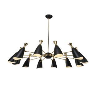 PRIMA GREY LAMPS