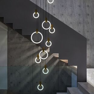 WHITNEY LUMIDECO SUSPENDED LAMPS