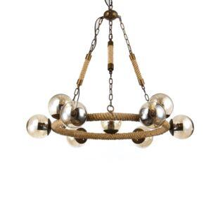 RAGNA CRUETZ SUSPENDED LAMPS