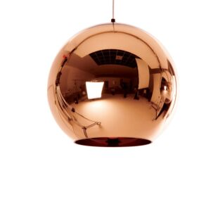 EFATHA OUTRAGEOUS ORANGE SUSPENDED LAMPS
