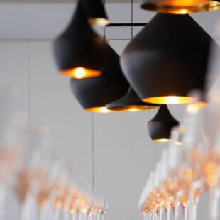 STACY LUMILUCE SUSPENDED LAMPS