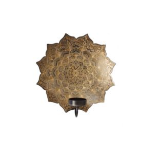 Figa Copper T-Light Wall Holder