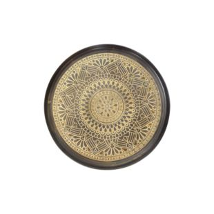 Rubama Zinc Wall Art Platter