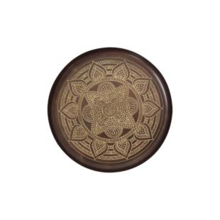 Rubama Copper Wall Art Platter