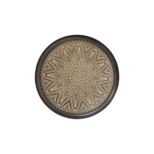 Faniyin Zinc Wall Art Platter