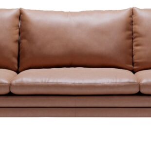 ALEXANDRA AMEDEI PORCELANA LEATHER SOFAS
