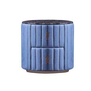 EBBA BLUE HYDRANGEA SIDE TABLES