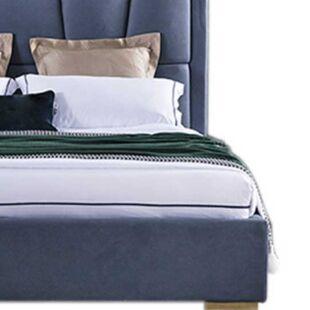 BLUE HYDRANGEA SPRUCE BED