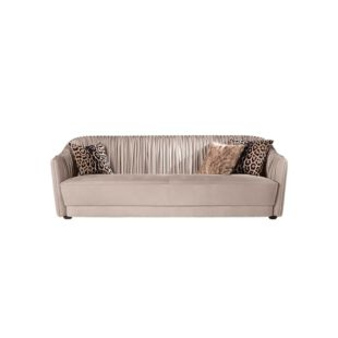 PEARL MERMAID NUTMEG FABRIC SOFAS